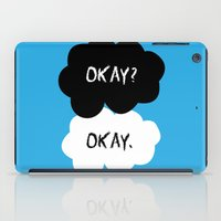 okay iPad Cases featuring Okay by alboradas