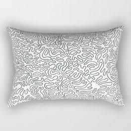 Squiggle Rectangular Pillow