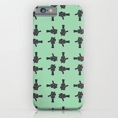 camera 02 pattern Slim Case iPhone 6s