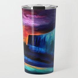 """""""KTSA"""" Painting Travel Mug"""