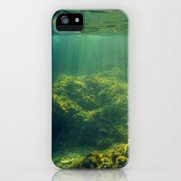 Underwater 2.0 IV. iPhone Case
