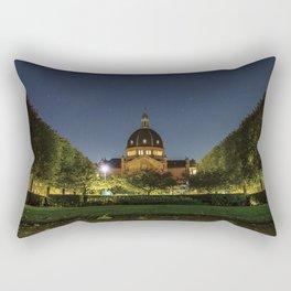 Clear Night Rectangular Pillow