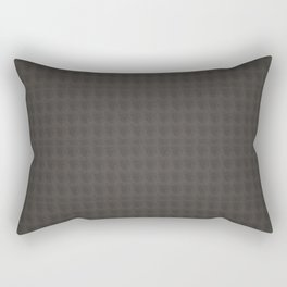 Loads of eyes in the dark - creepy design Rectangular Pillow