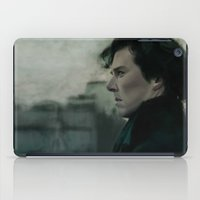 221b iPad Cases featuring 221B Baker St by ChrisHdzArt