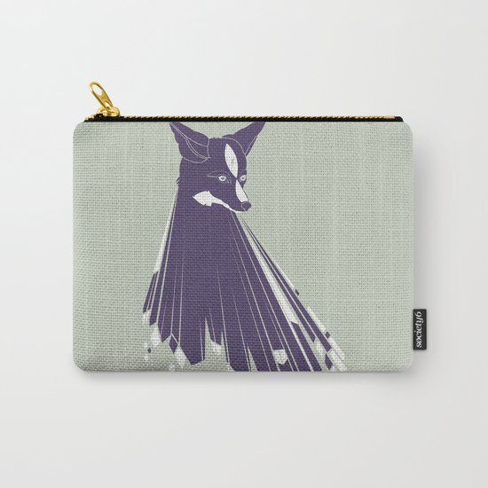 TRUE FOXES Carry-All Pouch