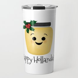 Happy Hollandaise Travel Mug
