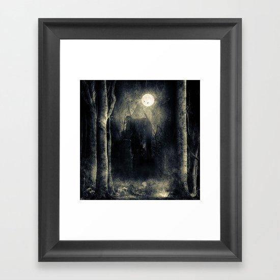 Chapter VI Framed Art Print