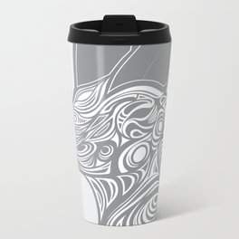 Dall Ram Metal Travel Mug