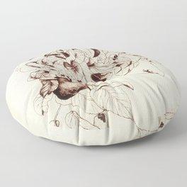 Pear tree Floor Pillow