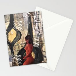 Abstract Experimentation V 2.0 Stationery Cards
