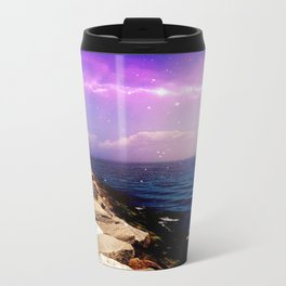 Galactic Night Metal Travel Mug