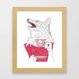 Tea & Sympathy Framed Art Print