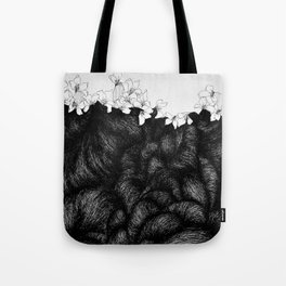 Sometimes the world is too big and I live underground 2 Tote Bag