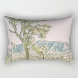 Joshua Tree Ombre Rectangular Pillow