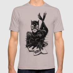 Catwoman #2 X-LARGE Cinder Mens Fitted Tee