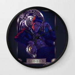 Intro to Gideon Wall Clock