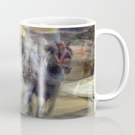 Chuckwagon races; Speed and Chaos Coffee Mug