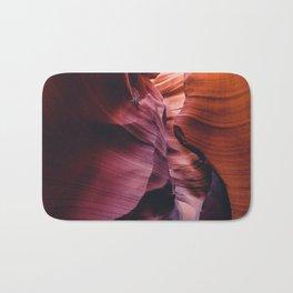 Antelope Canyon Rainbow Bath Mat