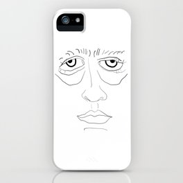 Grouch iPhone Case