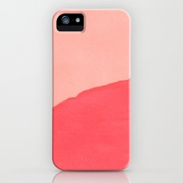 Colores V iPhone Case