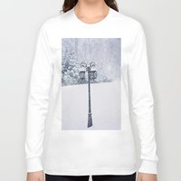 narnia Long Sleeve T-shirts featuring Welcome to Narnia by Angela Stansell Photography