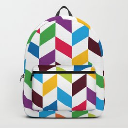 Abstract Art 19-03 Backpack