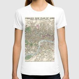plan of London T-shirt