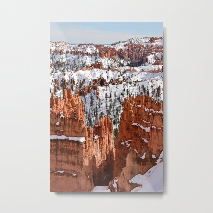 Bryce Canyon - Sunset Point II Metal Print