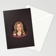 Buffy Summers - Once More with Feeling Stationery Cards