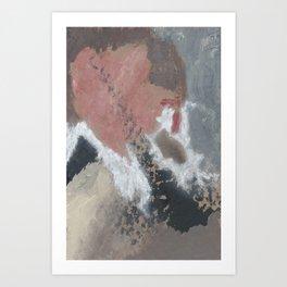 2017 Composition No. 44 Art Print