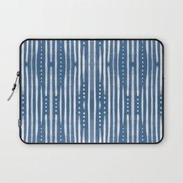 Shibori Tribal #society6 #shibori Laptop Sleeve