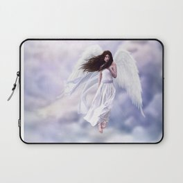 Some Clouds Have Wings Laptop Sleeve
