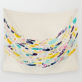 A Cup of Whimsy Wall Tapestry