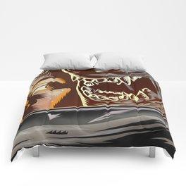 Alien - Movie  Poster Comforters