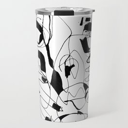 Sitting With The Moment Travel Mug