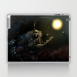 You Never Know What's Out There... Laptop & iPad Skin