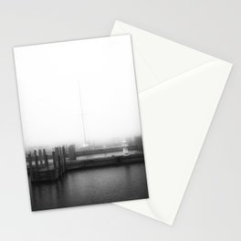 Foggy Morning 2 Stationery Cards