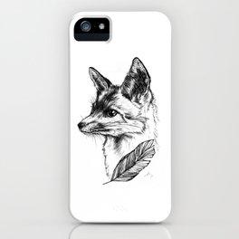 My Little Fox by camarocaro iPhone Case
