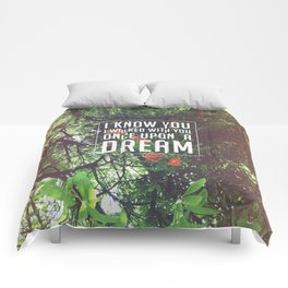 Once upon a dream Comforters