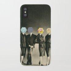 Modern Fashion Slim Case iPhone X
