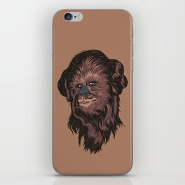 Chewie iPhone Skin