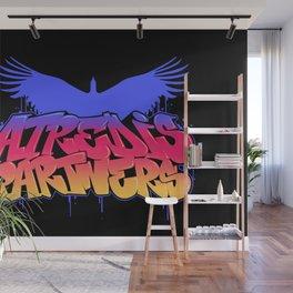 Atredis Graff with Bird Wall Mural