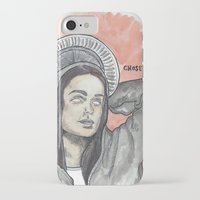 oitnb iPhone & iPod Cases featuring Pennsatucky OITNB by Ashley Rowe