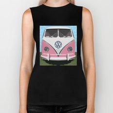 VW Kombi Love van Biker Tank