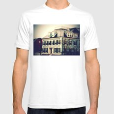 Toy History Mens Fitted Tee White MEDIUM