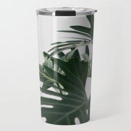 Botanical / Leaf Travel Mug