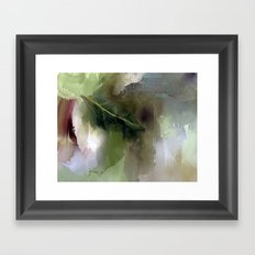 Greensleeves Framed Art Print