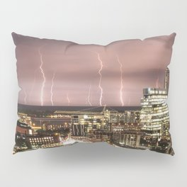 Rolling Thunder Pillow Sham