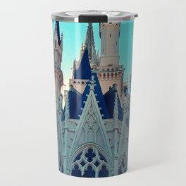 Castle Architecture Closeup 1 Travel Mug