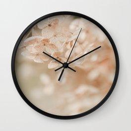 Softly Fading Wall Clock